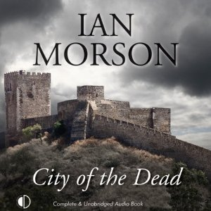 Cover image for 'City Of The Dead' audiobook.