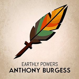 Cover image for 'Earthly Powers' audiobook.