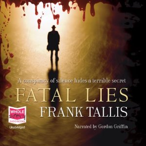 Cover image for 'Fatal Lies' audiobook.