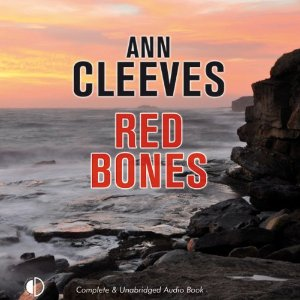 Cover image for 'Red Bones' audiobook.