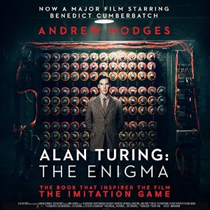 Cover image for 'Alan Turing – The Enigma' audiobook.