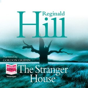 Cover image for 'The Stranger House' audiobook.